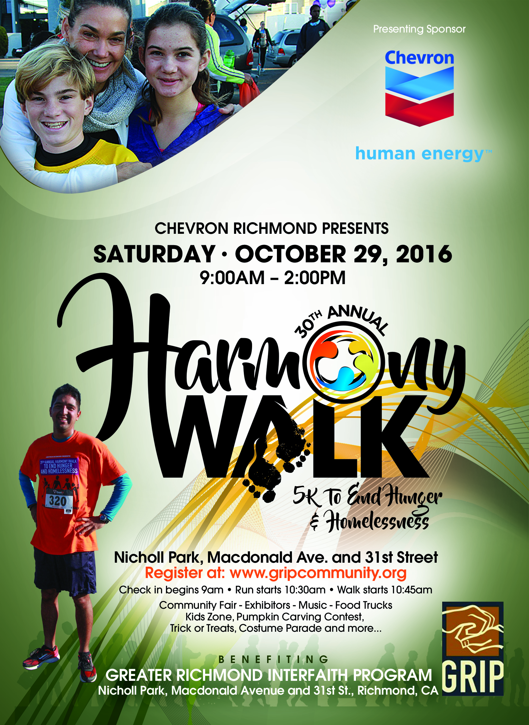 Harmony Walk Flyer (2)