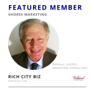 Randall Shores, Marketing Consultant