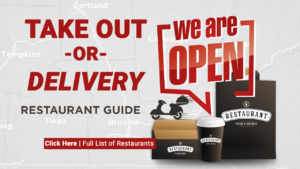 Delivery & Take-Out List